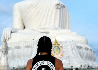 ABOUT THE BIG BUDDHA IN THAILAND🍃