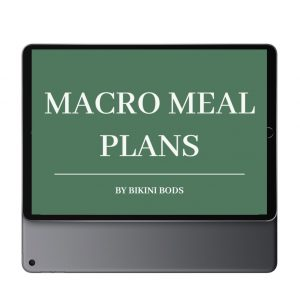 BB Meal Plans