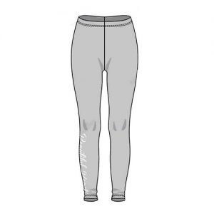 BeautifulBeastTattooLeggings-grey-front
