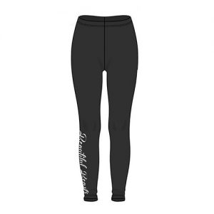 BeautifulBeastTattooLeggings-black-front