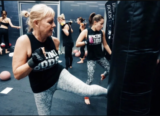 "💪🏼""Being able to attend boxing classes with my daughter is a lot of fun""💛"