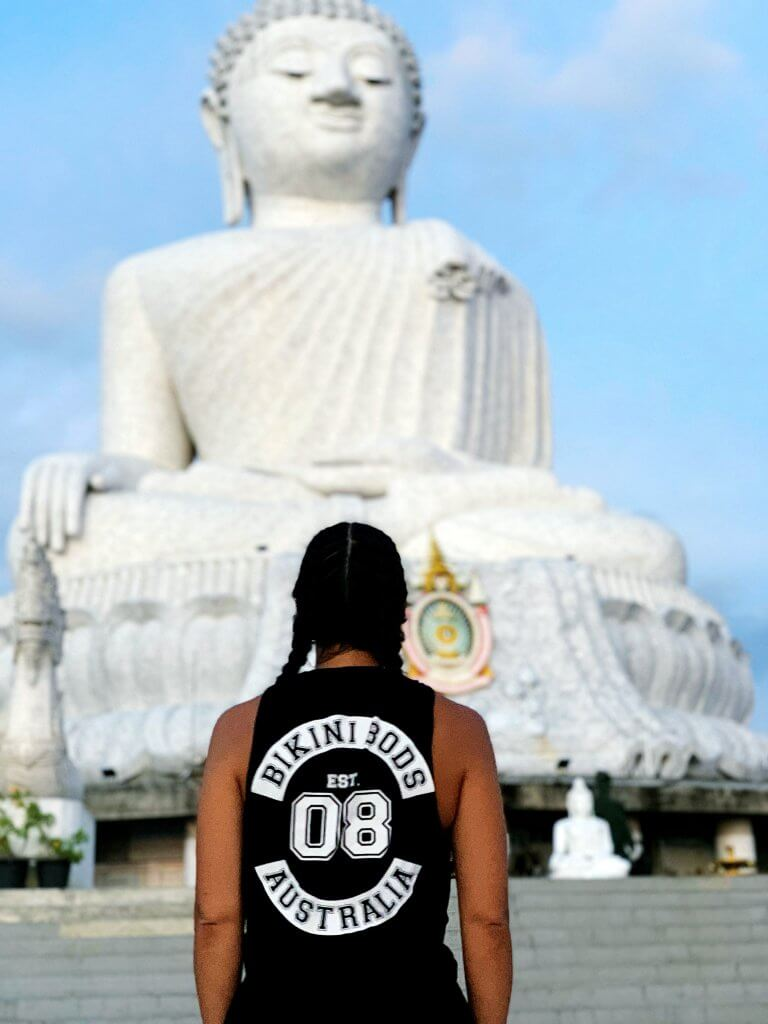 ABOUT THE BIG BUDDHA IN THAILAND